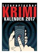 Literarischer Krimi-Kalender 2017